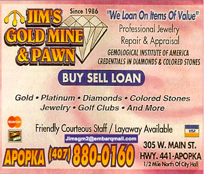Jim's Gold Mine