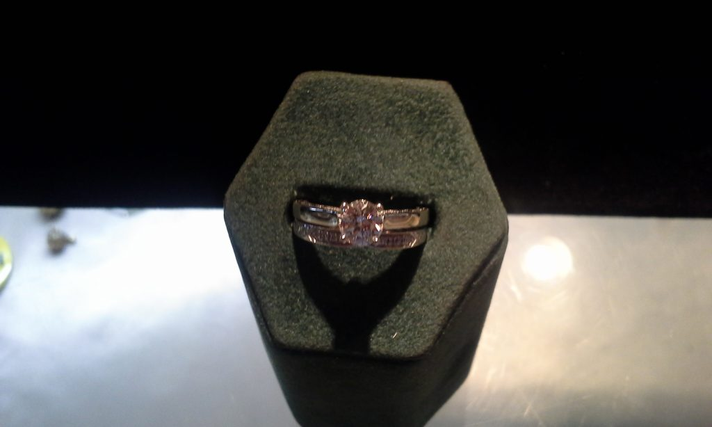 David Lane Wedding set for sale